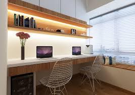 Study Room Design Modern Classic