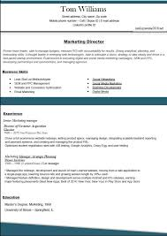 Great Resume Examples 2016 Inspirational Best Resume Templates For