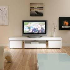 White Gloss Furniture For Living Room Large Television Cabinet Entertainment Unit Centre White Gloss 22