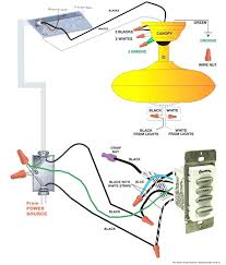 casablanca ceiling fan remote bedroom 4 wire switch diagram wiring schemes within hunter with control chq8bt7053t