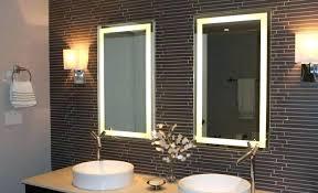 bathroom vanity mirror lights. Vanity Mirror Lights Bathroom Relaxing Surprising Home Depot Black Wall Mirrors  Light Height Above Mirr