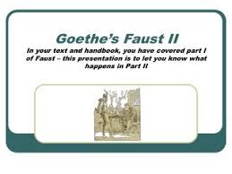 goethe faust essay powerpoint ppt presentations on  by kenton