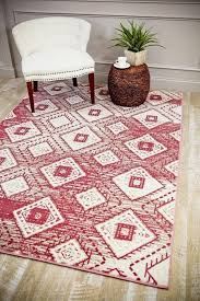 pink swirls abstact contemporary area rugs x bargain throughout plans