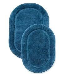oval bath rugs sapphire oval bath rug set of two oval bath rugs oval bath rugs