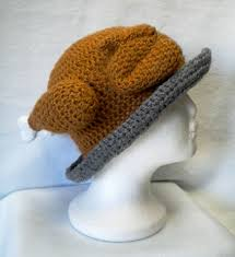 Crochet Turkey Hat Pattern Custom Design Ideas