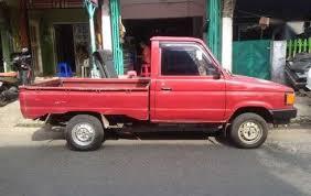Modelnya pun jauh lebih jadul dan sangat klasik. Toyota Kijang Pickup Jadul 90an 1547530