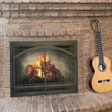 arched glass fireplace doors. Excellent Glass Doors On Fireplace With Blower Photopoll Pertaining To Masonry Attractive Arched