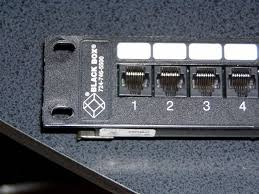 just acquired a b patch panel how to wire my a network so i just acquired a 24 port cat5 black box jpm220a patch panel from work along a 4u mini rack