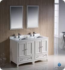 bathroom vanity two sinks. fresca oxford 48 double sink bathroom vanity antique white finish with regard to two vanities prepare 17 sinks o