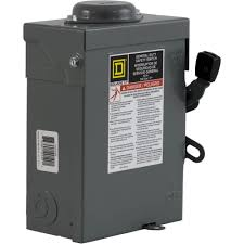 electrical disconnects power distribution 60