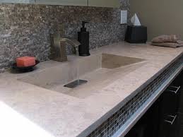 lightweight precast countertops are made from glass fiber reinforced concrete gfrc delivers unparalleled design flexibility along with a limitless variety