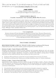 Sample Professional Summary For Resume Samples Of Professional ...