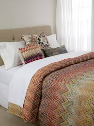 pining for this missoni janet bedspread love it with the crisp