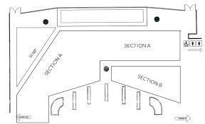 Soundboard Seating Chart Motor City Casino Soundboard Virtual Seating Chart