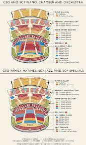 Chicago Symphony Seating Chart Competent Orchestra Organization Chart Chicago Symphony Hall