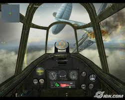 the lack of pov controls mean you ll crash into other planes from time to time still battle of britain