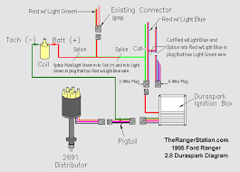 duraspark 2 wiring diagram 1980 ford distributor wiring diagram 1978 ford bronco wiring diagram at 1987 Ford Bronco Wiring Diagram
