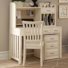 home office desk white. Liberty Furniture Hampton Bay - White Writing Desk And Hutch Item Number:  715- Home Office Desk White F