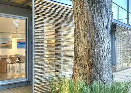 outdoor shades roll up home depot wood blinds bamboo exterior and rollup