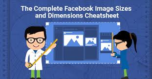 image sizes and dimensions cheatsheet