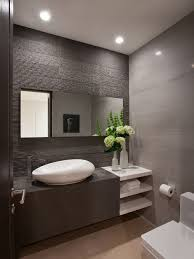 powder room bathroom lighting ideas. beautiful powder example of a midsized trendy gray tile ceramic floor and beige powder  room inside powder room bathroom lighting ideas t