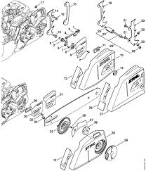 Charming stihl pole saw parts diagram gallery best image wire