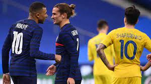 ทีมชาติฝรั่งเศส ยูโร 2020   euro 2020 ฟุตบอลยูโร 2020