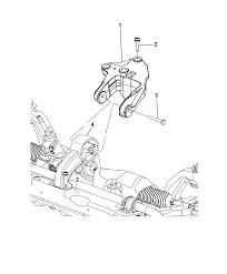 2010 dodge journey engine mounting thumbnail 15
