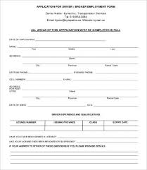 employment applications template employment form ohye mcpgroup co
