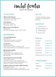 Resume Art Director Resume