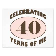 Turning forty isn't so bad. Funny 40th Birthday Sayings For Men Free Image Download