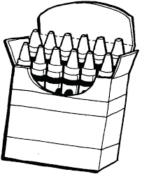 crayons coloring pages free crayola crayon for kids summer c