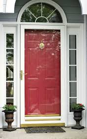 front door paint ideasBest 25 Red front doors ideas on Pinterest  Exterior door trim