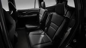 honda pilot 2016 interior black. Exellent Black 2018 Honda Pilot Leathertrimmed Seating Throughout 2016 Interior Black I