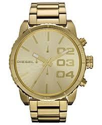 diesel watches at macy s diesel watch macy s diesel watch chronograph gold tone stainless steel bracelet 51mm dz4268