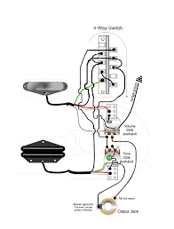 tele hot rails wiring help 4 way switch 2 push pull pots coil i still have a feeling that something s off and despite reading up about fender switches i m still very much confused on how they work