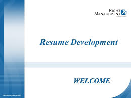 Resume Guidelines Simple Resume Development WELCOME Materials Resume Guidelines Worksheets