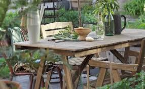 Ikea outdoor patio furniture Narrow Deck Falholmen Table Outdoor Arealiveco Patio Tables Ikea
