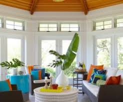Benefits of Sunroom  Fresh Sun Room Design Ideas Infused With Color And  Style