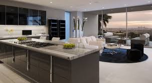 Luxury Kitchen Luxury Modern Kitchens Grey Marble Or Granite Google Search