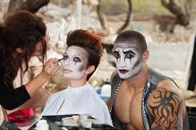 hair and makeup artist job london