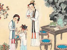 chinese favoured beautiful