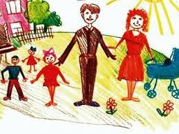 Чтобы ребенок из многодетной семьи захотел стать многодетным  Чтобы ребенок из многодетной семьи захотел стать многодетным Анна Сапрыкина