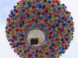 Up House Balloons The Hot Air Balloon Inpired By Up Business Insider