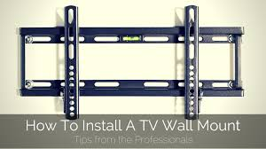 how to install tv mount.  Install How To Install A TV Wall Mount With Tv FireFold