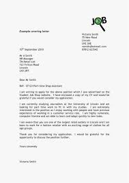 Cover Letter For Resume Template Picture Cover Letter Examples