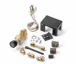 gas fireplace safety pilot kits repair safety pilot kit