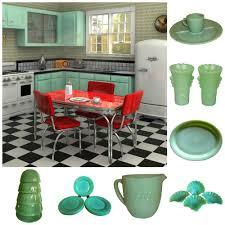 Red Retro Kitchen Decorate Your Retro Kitchen With Ruby Lane Ruby Lane Blog