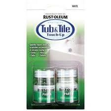 tub and tile touch up kit case of 6