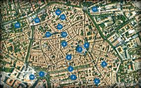 aix en provence old town map french moments Maps Aix En Provence Maps Aix En Provence #49 map aix en provence france